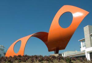 Escultura Naranja-min